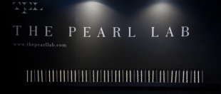 THE PEARL LAB stand